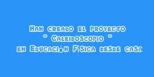 Caleidoscopio 5º y 6º Primaria. Ed. Física 2020