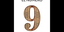 INFANTIL - 5 AÑOS - EL NÚMERO 9 - FORMACIÓN