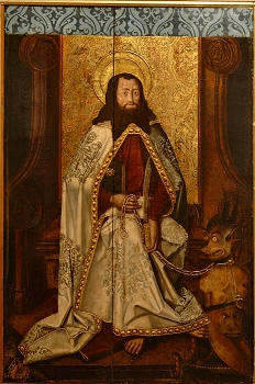 San Bartolomé apostol, Huesca