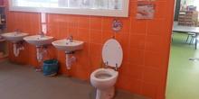 Baño Aula Ed. Infantil