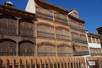 Plaza del Coso, Peñafiel