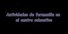 Presentación oficial TAFAD Dual IES Virgen de la Paz (2014)