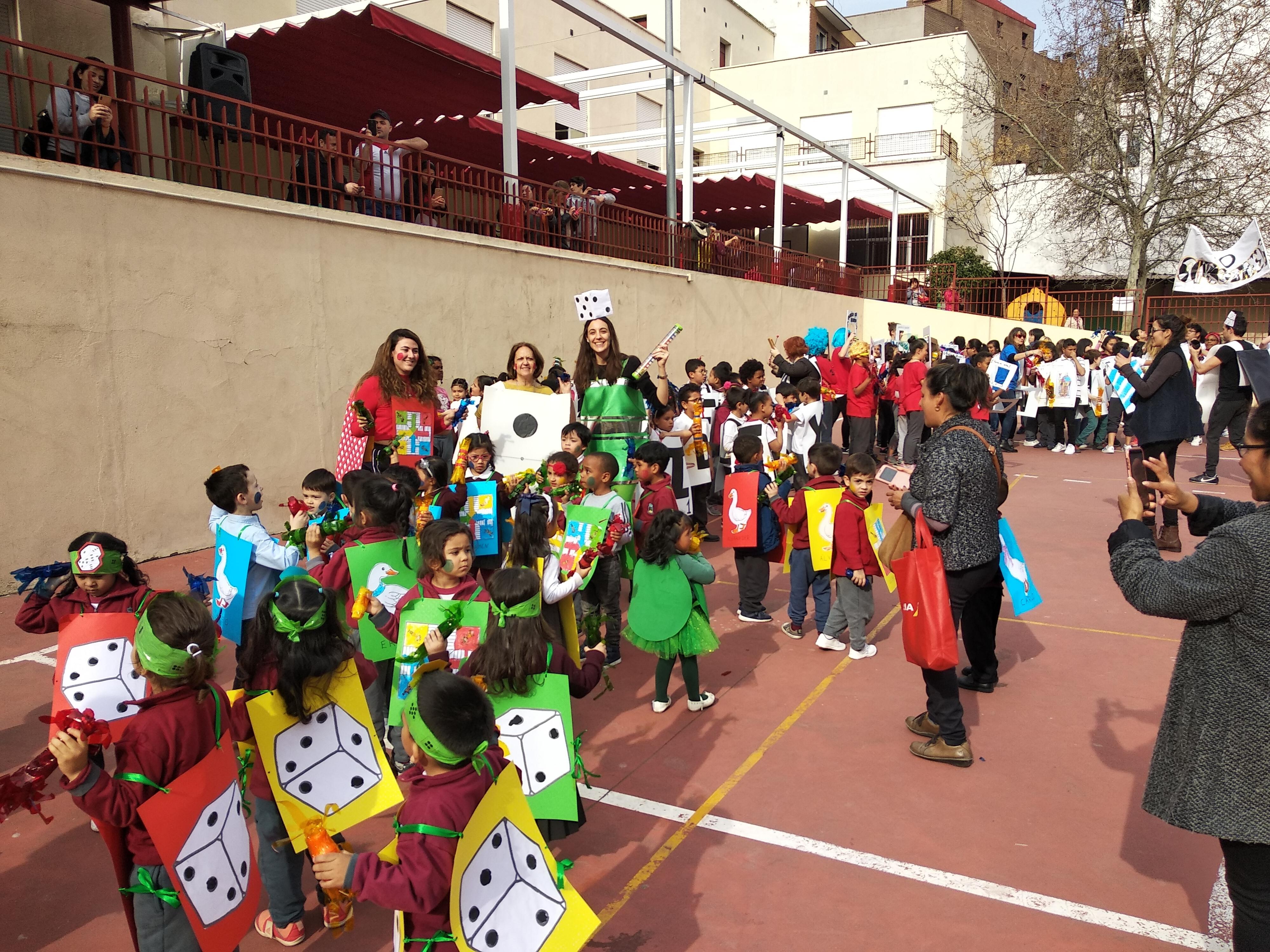 Carnaval Educación Infantil 2019 16