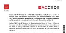 Instrucciones ACCEDE 2020-2021