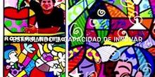INFANTIL - 4 AÑOS - POP ART