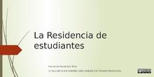 Curso LORCA EN MADRID, UNA CIUDAD EN TRANSFORMACIÓN: La Residencia de estudiantes