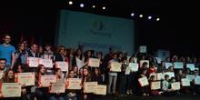 Entrega diplomas II Edición Reconocimiento Sellos de Calidad eTwinning Comunidad de Madrid 22