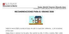 Pautas verano 2020 (EAT Villaverde-Usera)