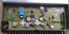 Amplilficador RF de 15 W de emisora de radio móvil privad
