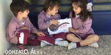 INFANTIL - 4 AÑOS B - QUIÉN SOY - ANIMACIÓN A LA LECTURA