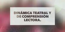 3º ESO. LENGUA. ACTIVIDAD DE COMPRENSIÓN LECTORA Y TEATRO