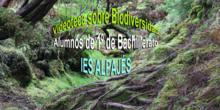 Portada del álbum sobre Biodiversidad