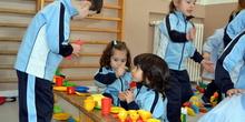 Jornadas Culturales y Deportivas 2018: JUEGOS EDUCACIÓN INFANTIL 1