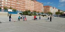 Hockey. 2º de Primaria (2)