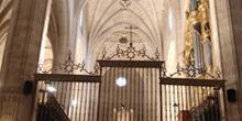 Coro y bóvedas góticas, Catedral de Calahorra