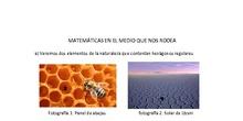 Matemáticas en nuestro entorno