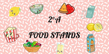 2°A FOOD STANDS