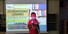 Recomendación literaria de cuarto de primaria