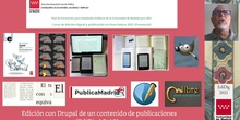 EdiDig LB-10 Edición con Drupal de un contenido temático de publicaciones