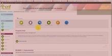 Evaluación aula virtual