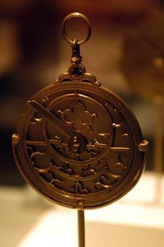 Astrolabio (Reverso)
