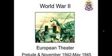 II WW Interactive Map Explanation