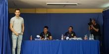 Los jugadores del C.F. Leganés visitan el cole 1