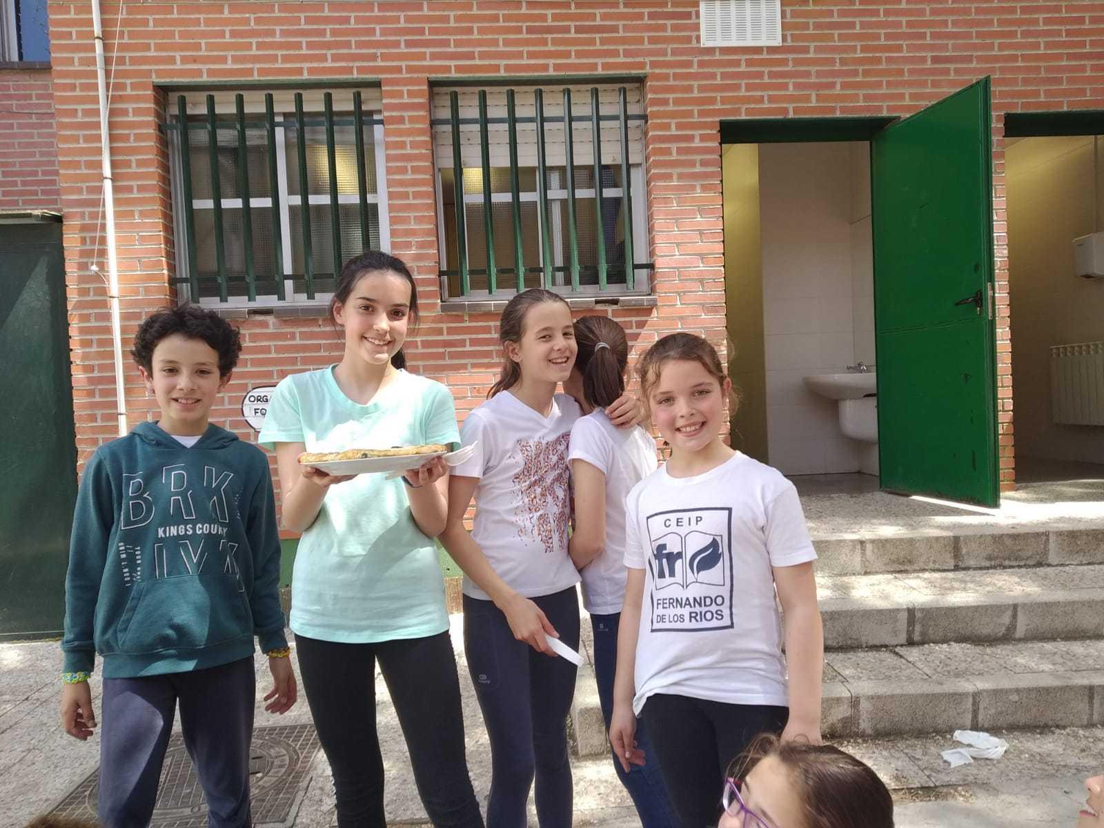 2019_05_06_Quinto en el huerto en mayo_CEIP FDLR_Las Rozas 1