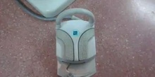 uso del pedal del sillón dental 1