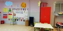 CEIP Jaime Balmes - aulas de Infantil