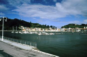 Puerto deportivo de Ribadesella, Principado de Asturias