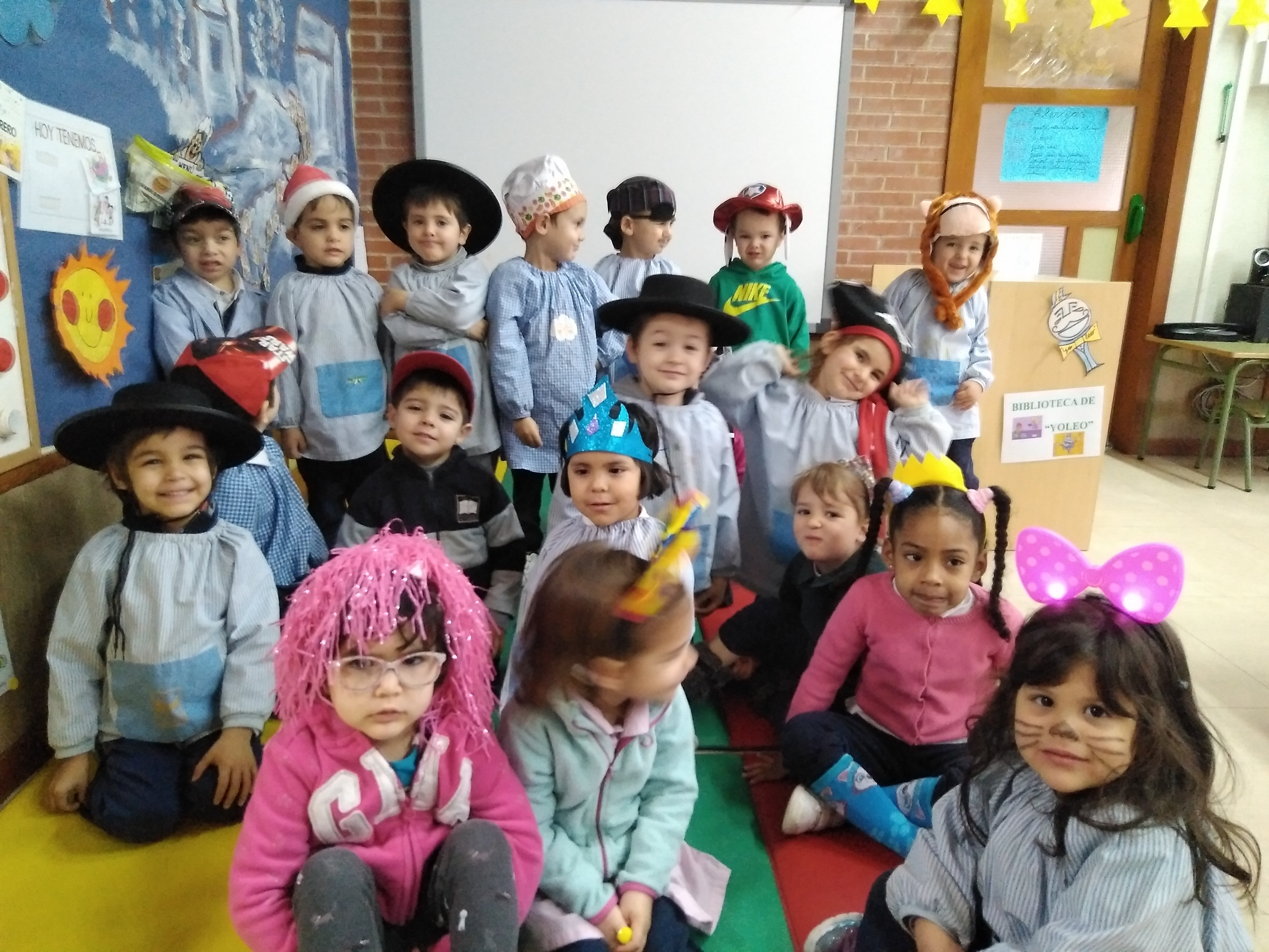2018_02_Carnaval Infantil 3B_Ceip FDLR_Las Rozas 7