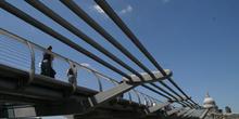 Puente del Milenio, Londres, Reino Unido