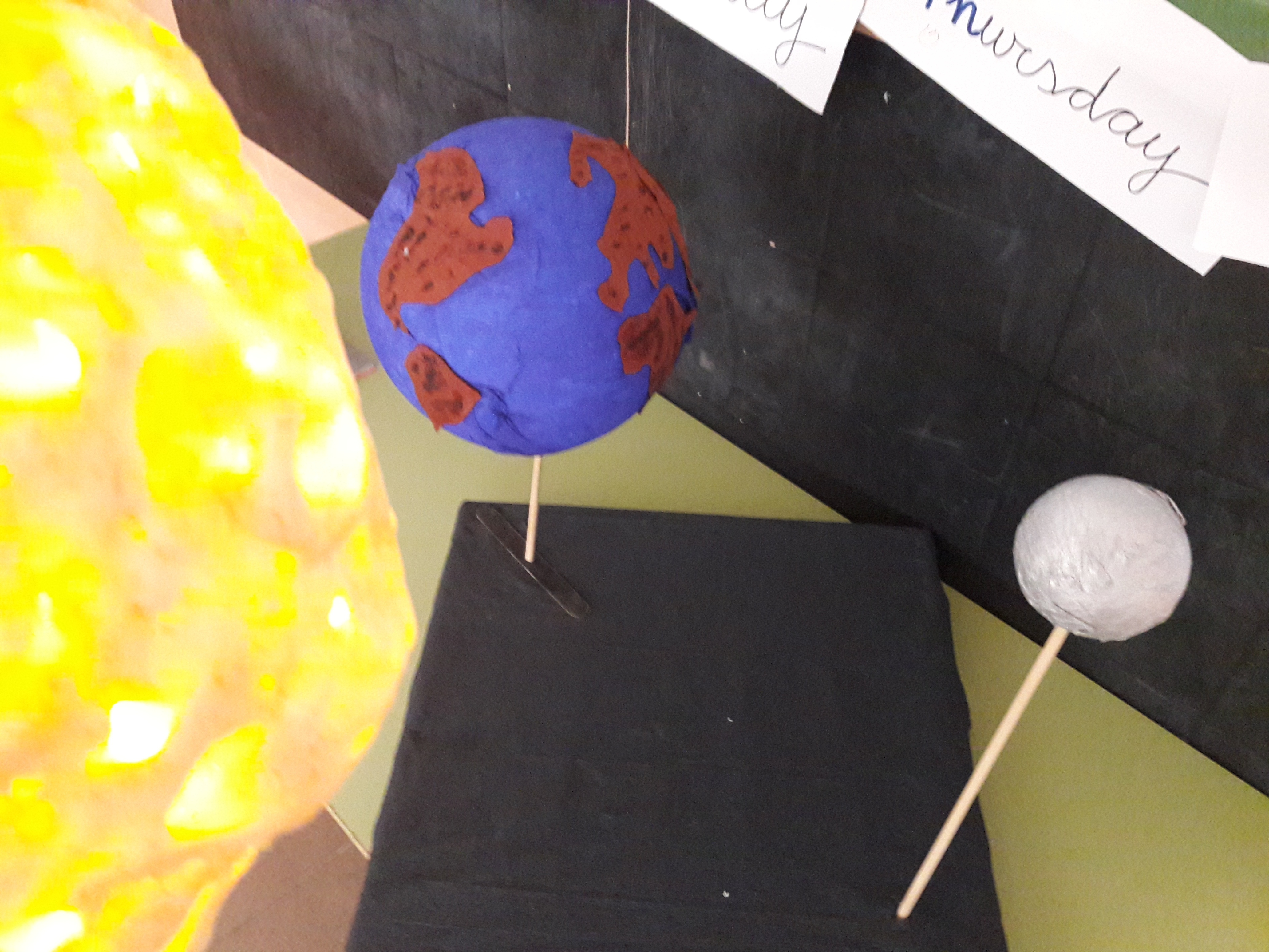 Our Solar System is at School 6