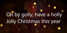 2019_12_01_Michael Bubble_Merry Christmas_CEIP FDLR_Las Rozas