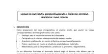 ACONDICIONAMIENTO Y DISEÑO DEL ENTORNO, LANZADERA Y NAVE ESPACIAL