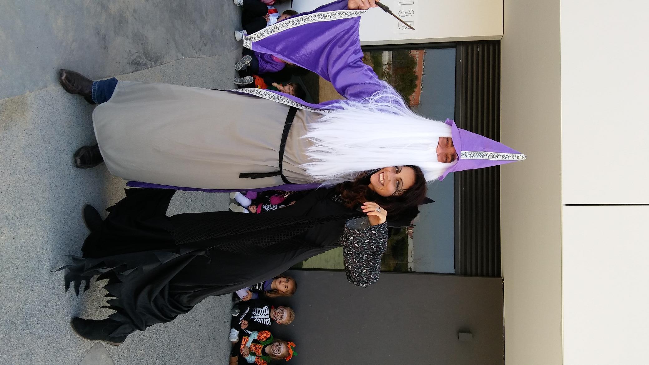 Fiesta de Halloween 4