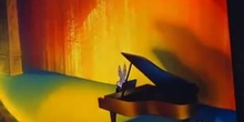 Bugs Bunny y Frank Liszt