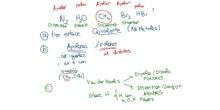 resolución ejercicio polaridad y  fuerzas intermoleculares
