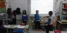 Vida y Obra de Cervantes. Por alumnos de 5º de Primaria