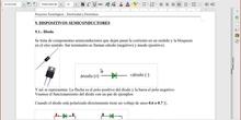 Videoconferencia: diodos y transistores