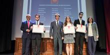 Entrega de los premios extraordinarios correspondientes al curso 2016/2017 6