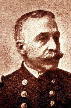 Comodoro Geoge Dewey, Almirante de la Escuadra Estadounidense en