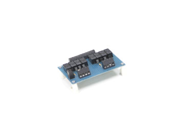 Tarjeta de salidas transistor+relés