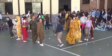 Jambo Bwana (5ºB) y baile de Etiopia
