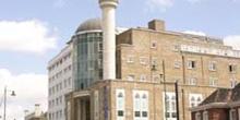 Mezquita en Kingsland Road, Londres