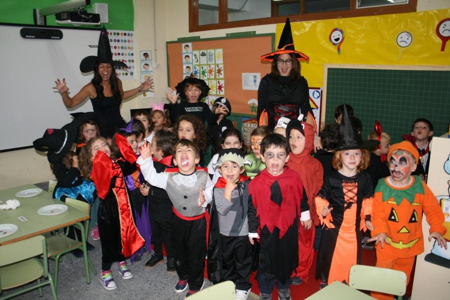 2016_10_Infantil, Primero y Segundo de Primaria_Celebrando Halloween 7