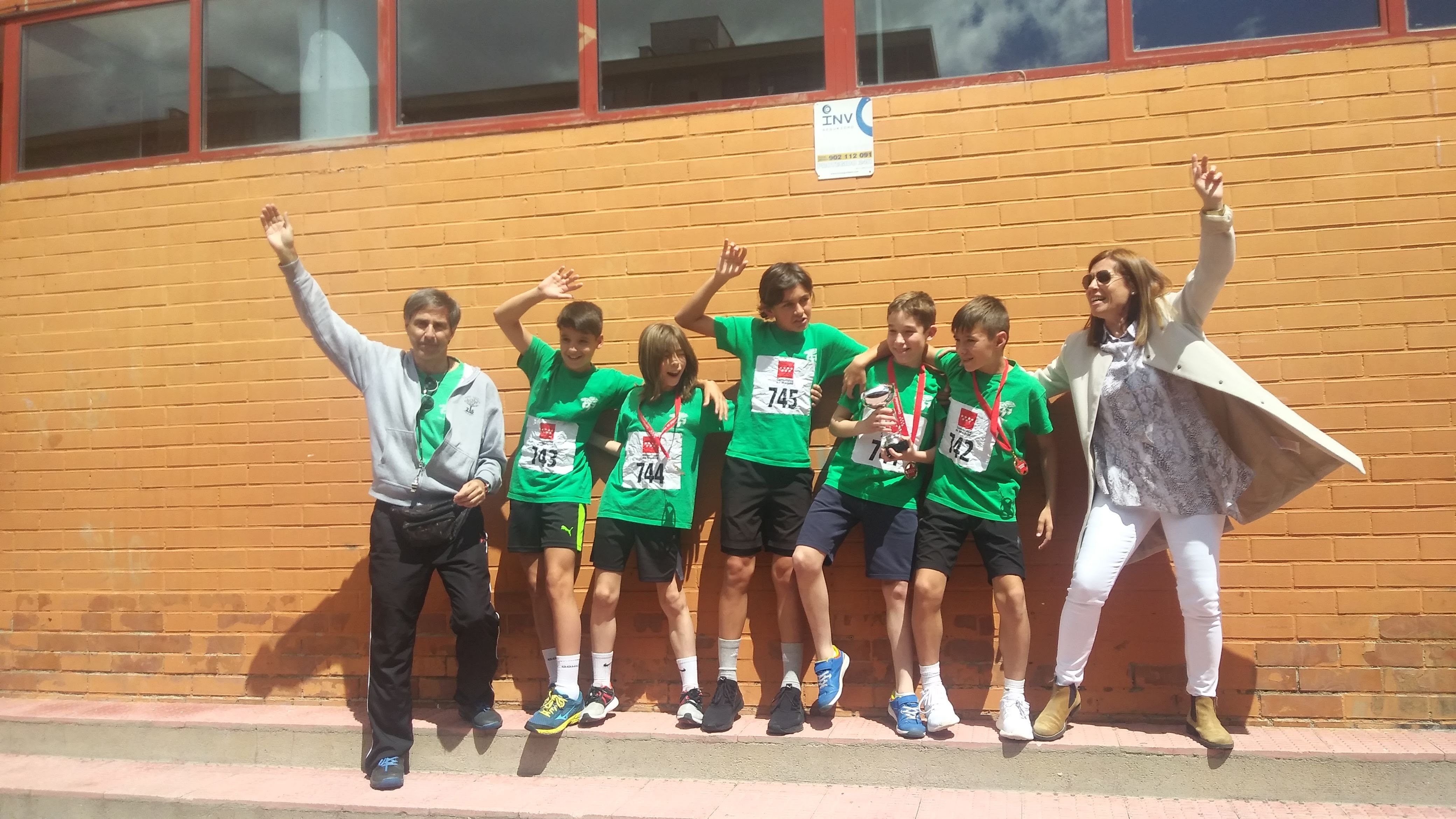 Campeonato de atletismo