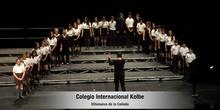 Acto de clausura del XIV Concurso de Coros Escolares de la Comunidad de Madrid (sesión de coros escolares) 13