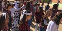 6º disfrutando del Carnaval: El Rodeo de Texas. 10